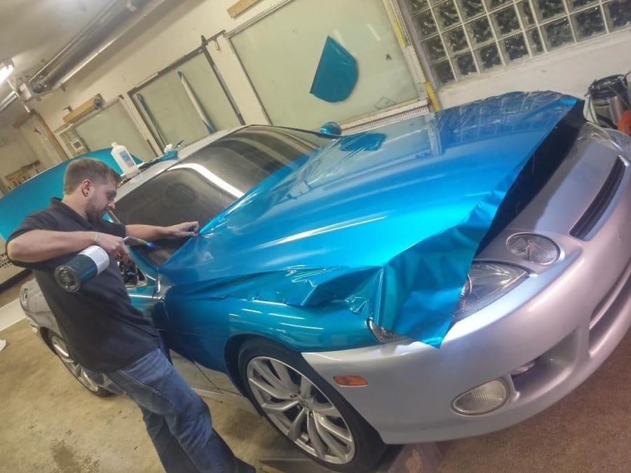 Carbon Fiber & Vehicle Wraps | Carbon Fiber Vinyl For Cars